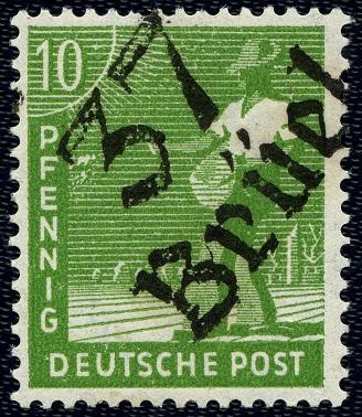 SBZ 169 VIII Bruel