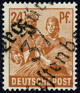 SBZ 174 VIII Bezirk 37 Fürstenberg