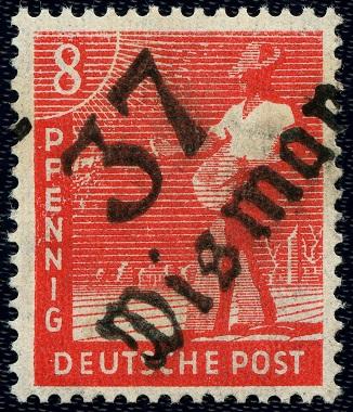 SBZ 168 VII Wismar